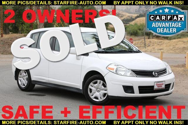 2012 Nissan Versa S Santa Clarita, CA