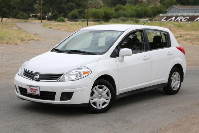 2012 Nissan Versa S Santa Clarita, CA 1