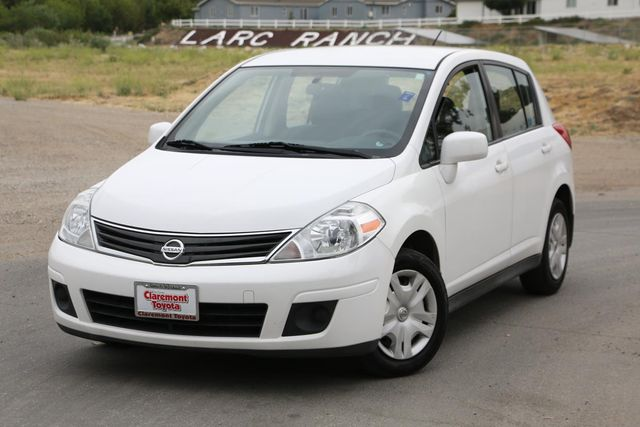 2012 Nissan Versa S Santa Clarita, CA 4