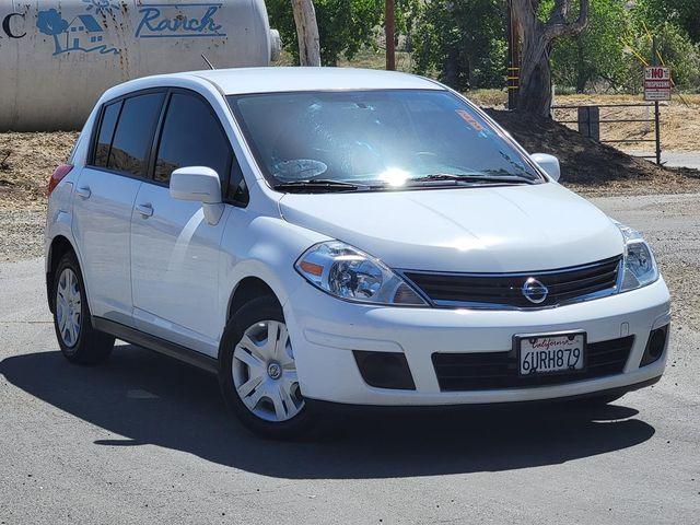 2012 Nissan Versa S Santa Clarita, CA 3