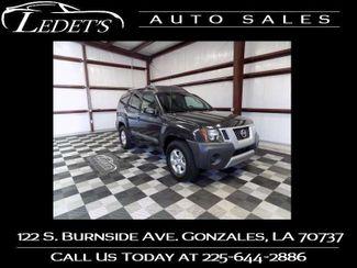 2012 Nissan Xterra S - Ledet's Auto Sales Gonzales_state_zip in Gonzales