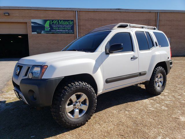 2012 Nissan Xterra S in Hope Mills, NC 28348