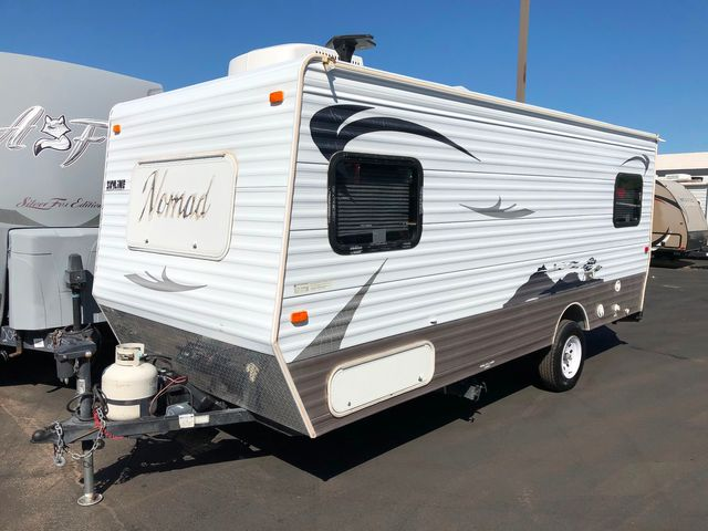 2012 Nomad 173   in Surprise-Mesa-Phoenix AZ