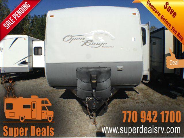 2012 Open Range Roamer 316RLS in Temple GA, 30179