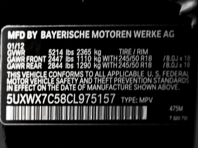 2012 Other X3 xDrive35i 35i Burbank, CA 27