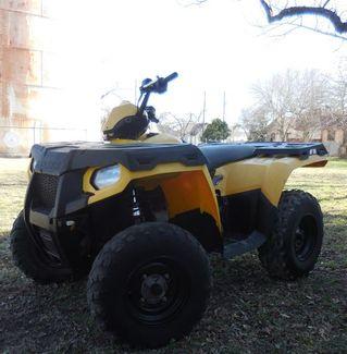 2012 Polaris Sportsman 4 WHEELER in New Braunfels, TX 78130