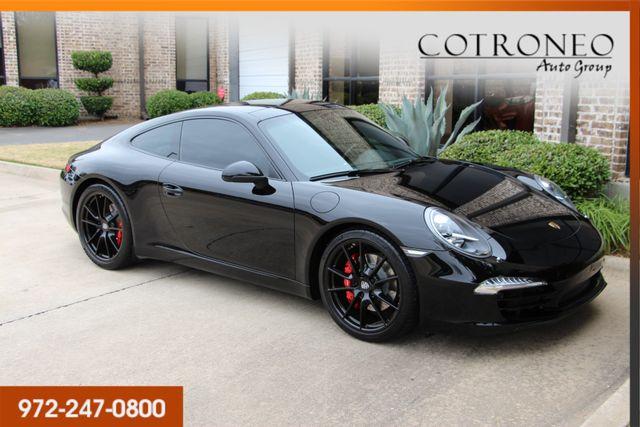 2012 Porsche 911 991 Carrera S Coupe in Addison, TX 75001