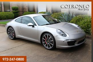 2012 Porsche 911 Carrera S Coupe 991 in Addison, TX 75001