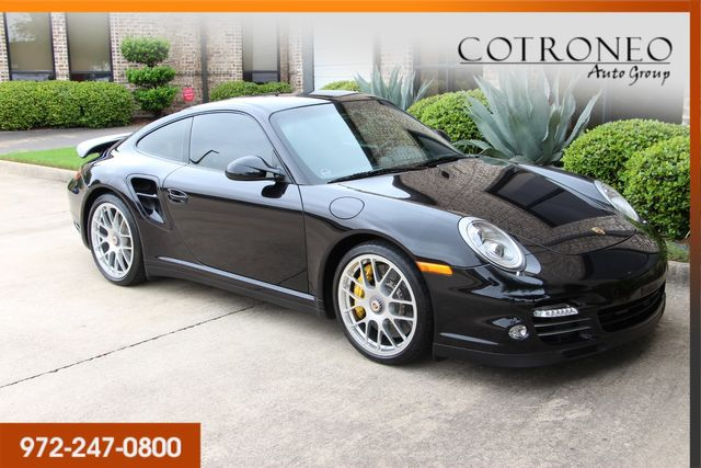 2012 Porsche 911 Turbo S Coupe in Addison, TX 75001