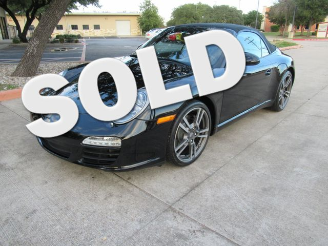 2012 Porsche 911 Carrera Black Edition Austin , Texas