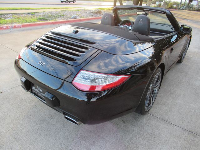 2012 Porsche 911 Carrera Black Edition Austin , Texas 11
