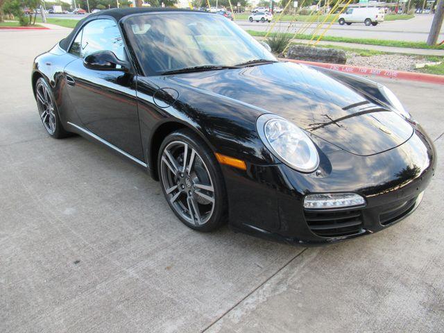 2012 Porsche 911 Carrera Black Edition Austin , Texas 6