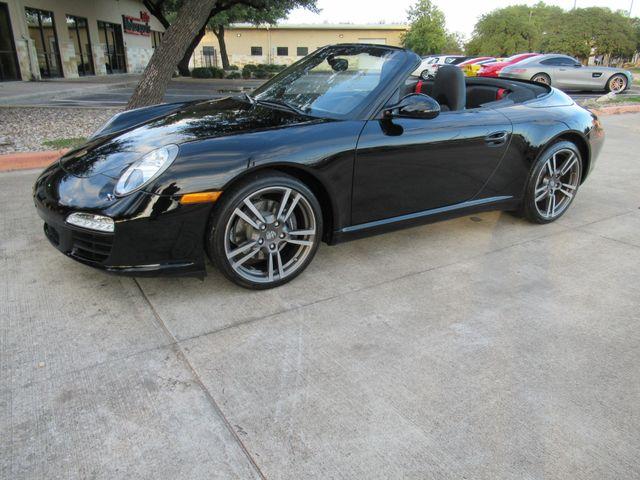 2012 Porsche 911 Carrera Black Edition Austin , Texas 8
