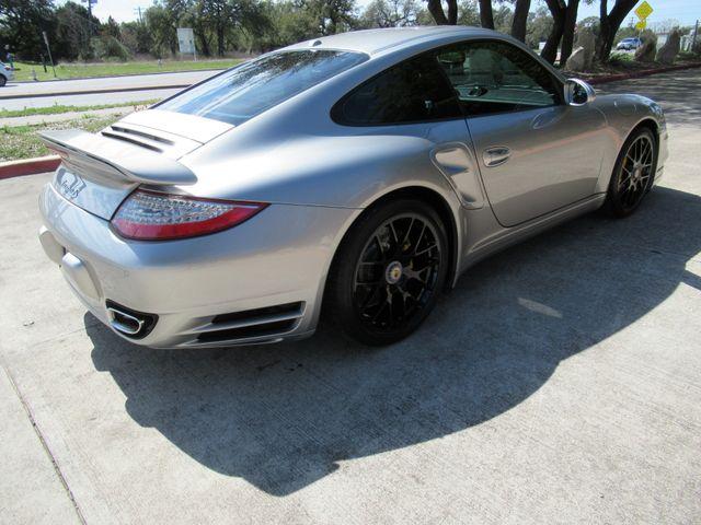 2012 Porsche 911 S Turbo Austin , Texas 5