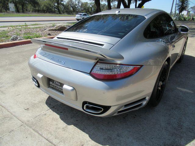 2012 Porsche 911 S Turbo Austin , Texas 6