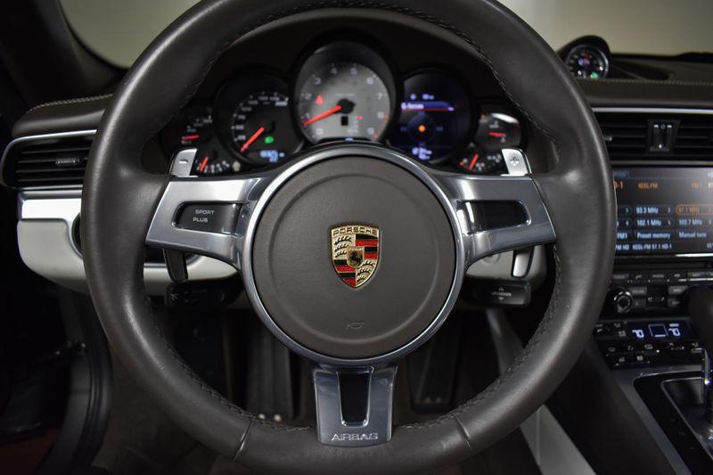 2012 Porsche 911 Carrera S Cabriolet in Carrollton, TX