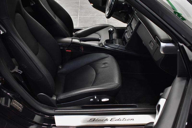 2012 Porsche 911 Carrera Black Edition in Carrollton, TX