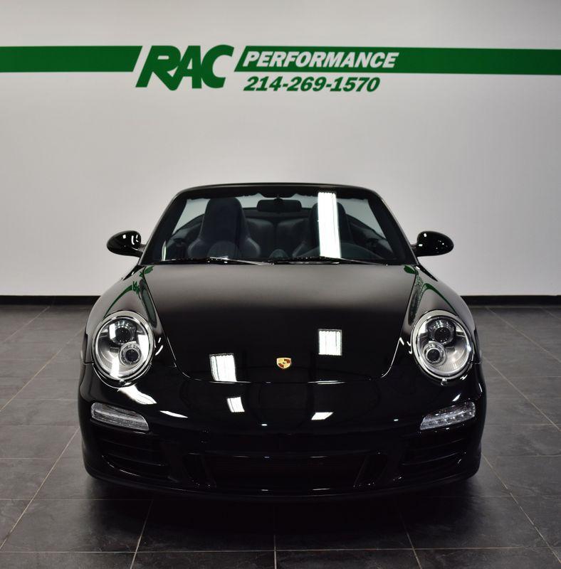 2012 Porsche 911 Carrera 4 GTS Cabriolet in Carrollton, TX