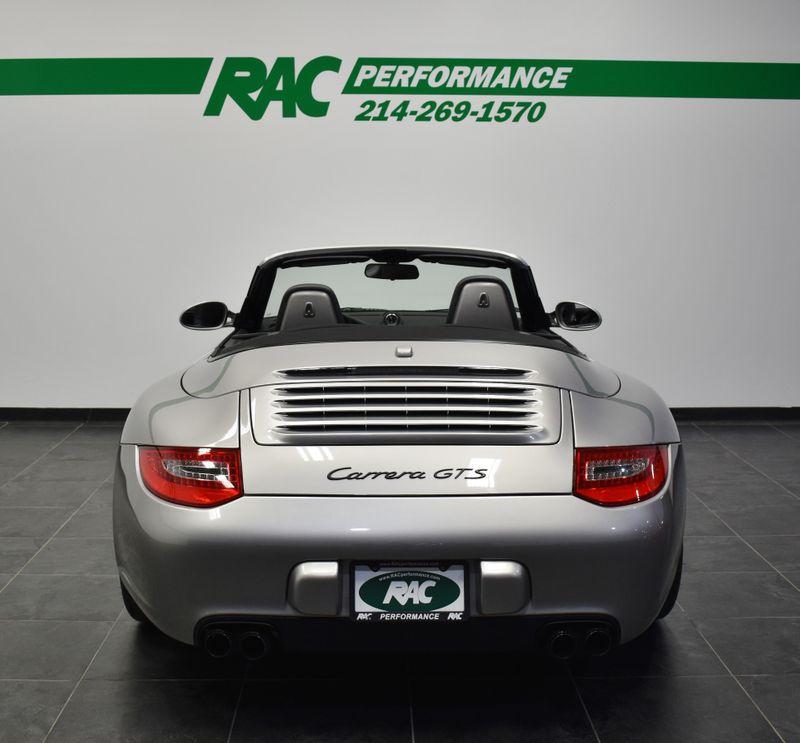 2012 Porsche 911 Carrera GTS Cabriolet in Carrollton, TX