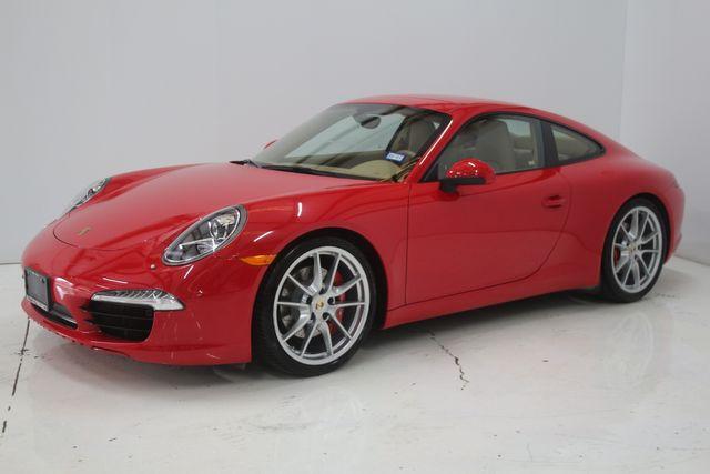 2012 Porsche 911 991 Carrera S Houston, Texas 1