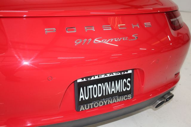 2012 Porsche 911 991 Carrera S Houston, Texas 13