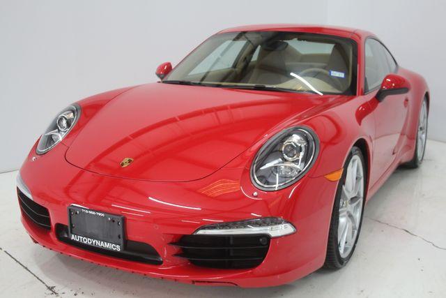 2012 Porsche 911 991 Carrera S Houston, Texas 2
