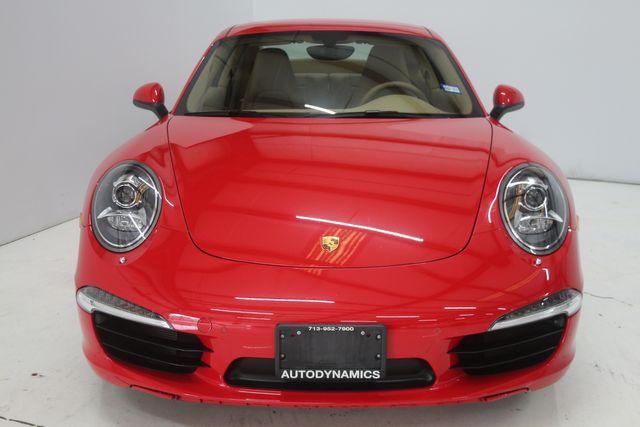 2012 Porsche 911 991 Carrera S Houston, Texas 3