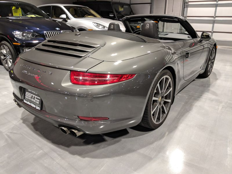 2012 Porsche 911 Carrera S  Lake Forest IL  Executive Motor Carz  in Lake Forest, IL