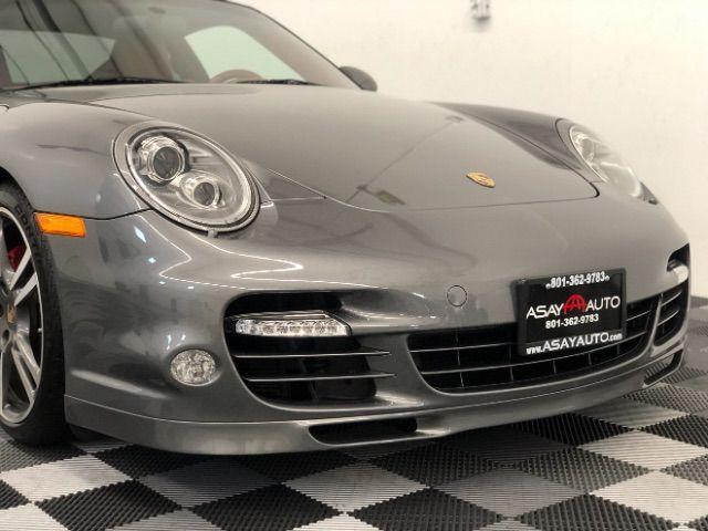 2012 Porsche 911 Turbo Coupe LINDON, UT 10