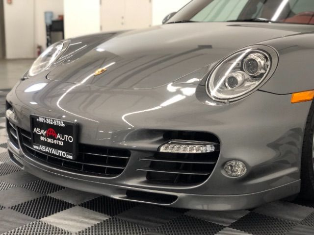 2012 Porsche 911 Turbo Coupe LINDON, UT 11