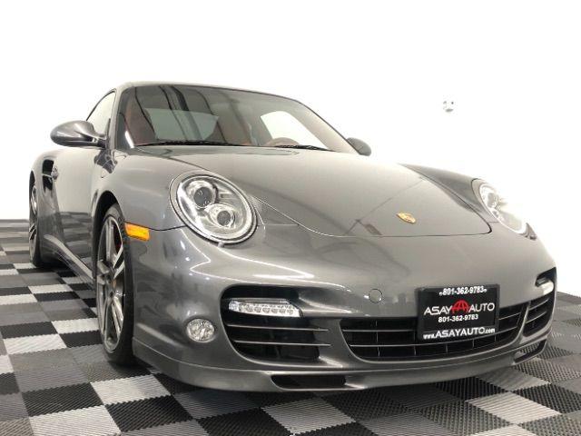 2012 Porsche 911 Turbo Coupe LINDON, UT 5
