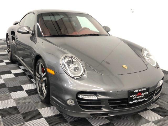 2012 Porsche 911 Turbo Coupe LINDON, UT 6