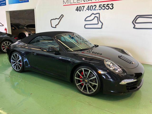 2012 Porsche 911 991 Carrera S Longwood, FL 30