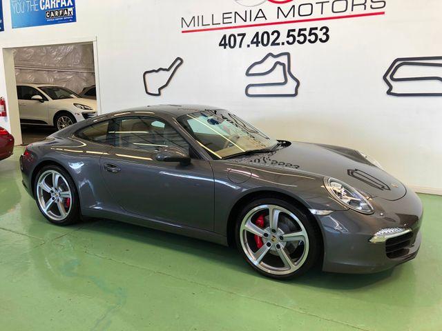 2012 Porsche 911 991 Carrera S Longwood, FL 1