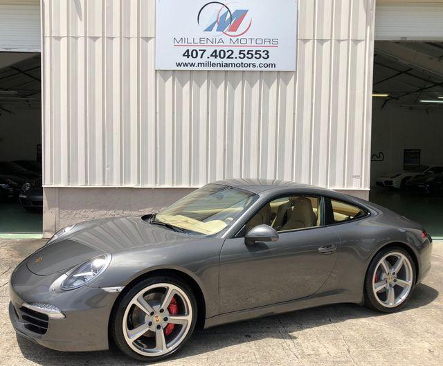 2012 Porsche 911 991 Carrera S Longwood, FL 38
