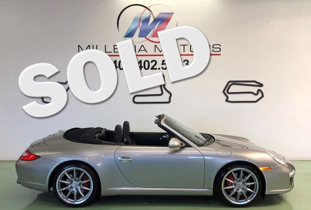 2012 Porsche 911 997 Carrera S Longwood, FL