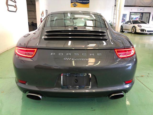 2012 Porsche 911 991 Carrera Longwood, FL 9
