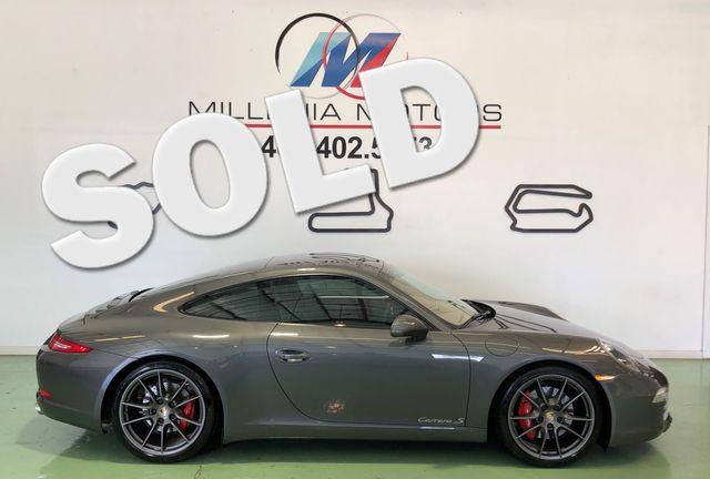2012 Porsche 911 991 Carrera S Longwood, FL
