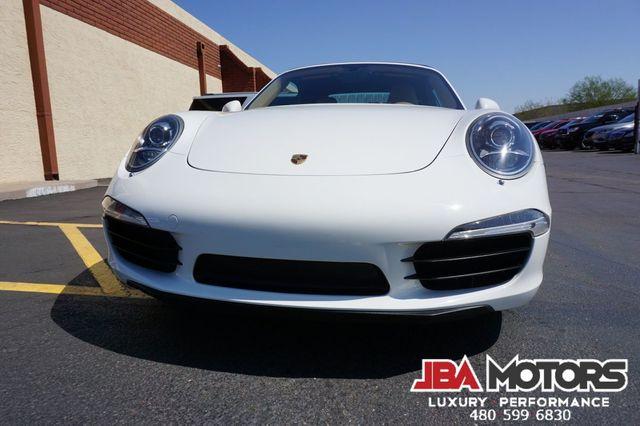 2012 Porsche 911 991 Carrera S Cabriolet Convertible in Mesa, AZ 85202