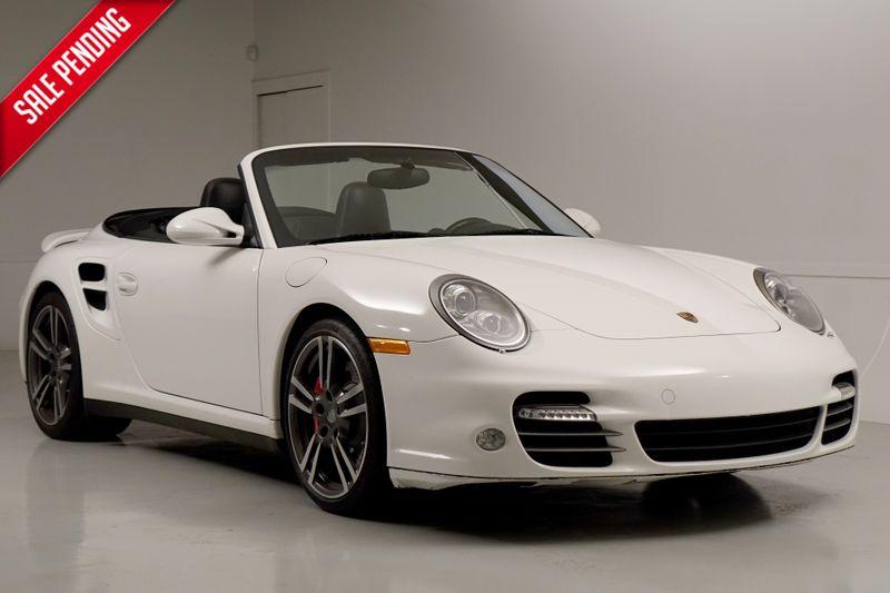 2012 Porsche 911 Turbo* Cabriolet* PDK *Sport Chrono*** | Plano, TX | Carrick's Autos in Plano TX