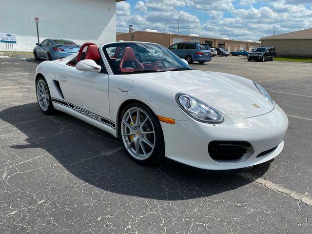 2012 Porsche Boxster Spyder Longwood, FL 11