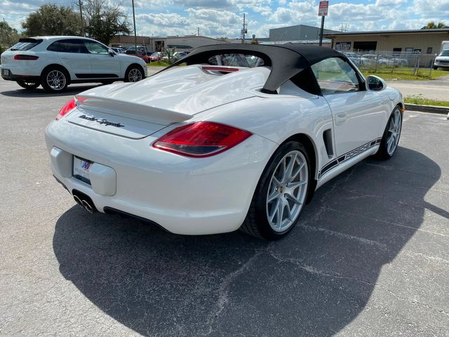 2012 Porsche Boxster Spyder Longwood, FL 50