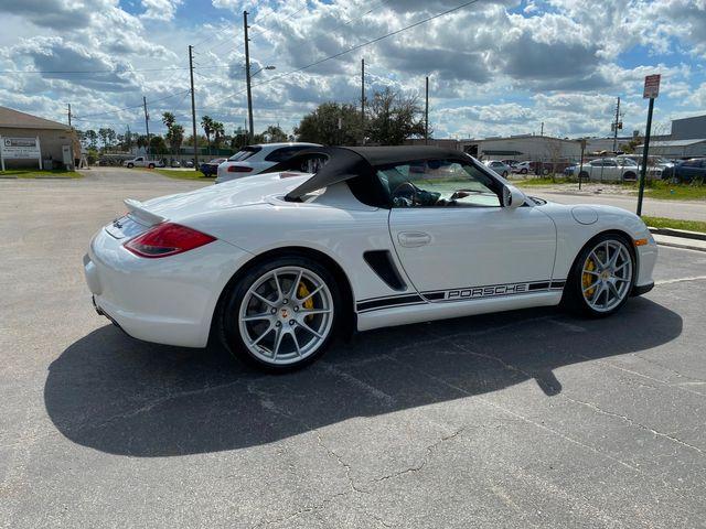 2012 Porsche Boxster Spyder Longwood, FL 51