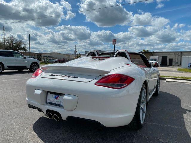 2012 Porsche Boxster Spyder Longwood, FL 6