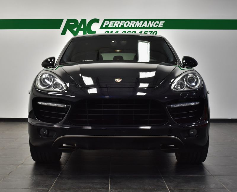 2012 Porsche Cayenne Turbo in Carrollton, TX
