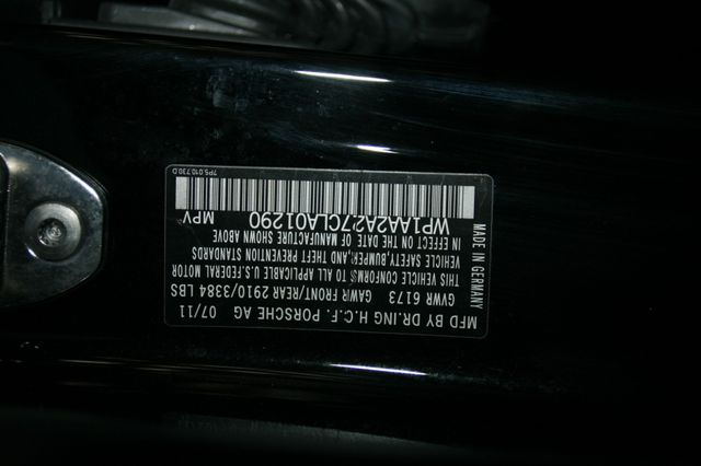 2012 Porsche Cayenne Houston, Texas 22