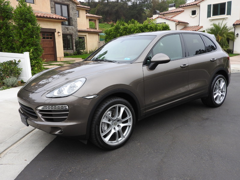 2012 Porsche Cayenne LOW mileage, One Owner, Excellent Condition in , California