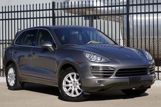 2012 Porsche Cayenne Base* Nav* DVD* Sunroof* EZ Finance** | Plano, TX | Carrick's Autos in Plano TX