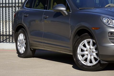 2012 Porsche Cayenne * Nav* DVD* Sunroof* EZ Finance** | Plano, TX | Carrick's Autos in Plano, TX