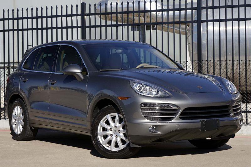 2012 Porsche Cayenne * Nav* DVD* Sunroof* EZ Finance**   Plano, TX   Carrick's Autos in Plano TX